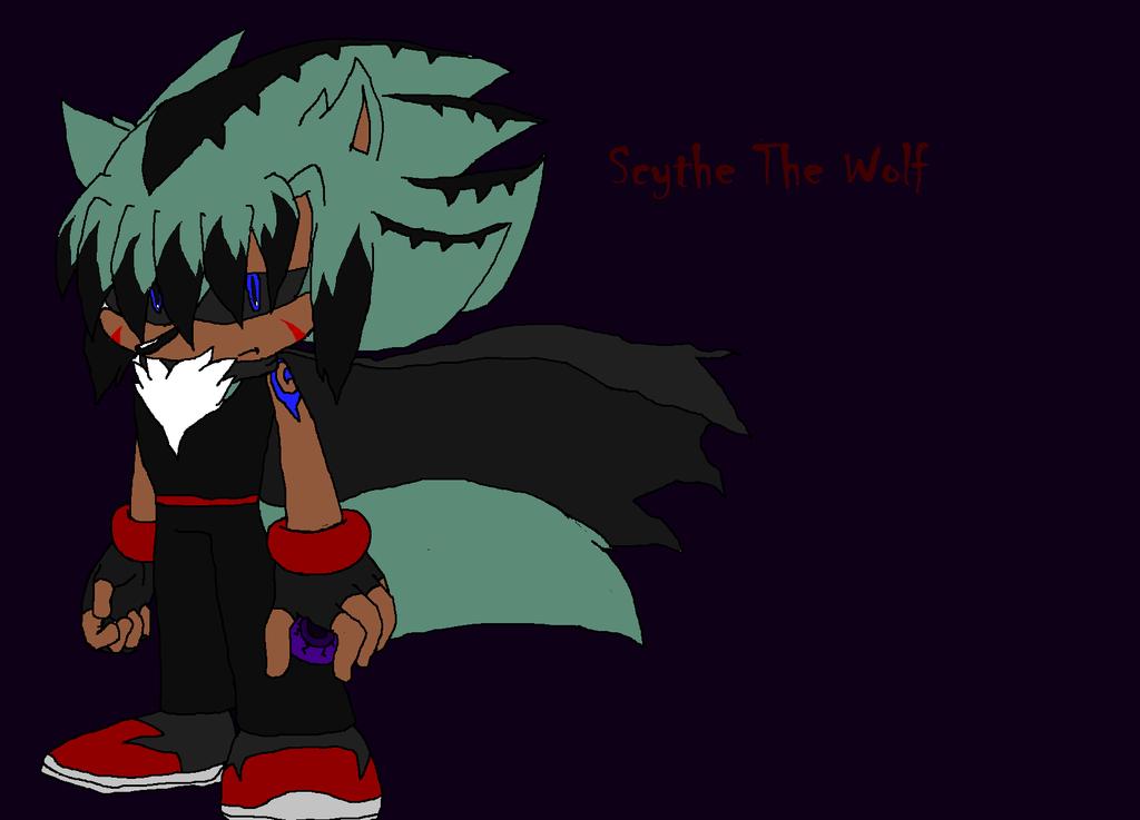 Scythe The Wolf by FrostBurned-Soul