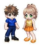 Gaia Avis: NT Sakura + Syaoran by WinxC1ub