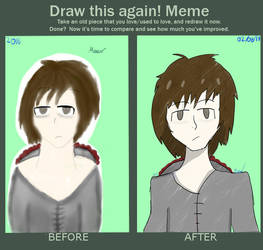Meme - Before And After [2016-2017]