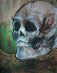 Skull by PtarmiganMan