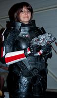 Femshep - Mass Effect cosplay