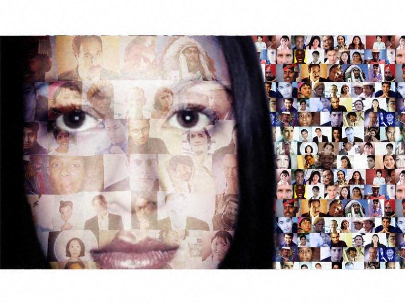 Faces of Color by AugmentedArt