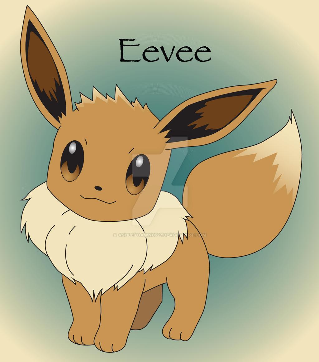 Pokemon Eevee Movie Images