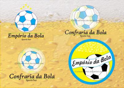 Sports Bar by JuliQuadrinhos
