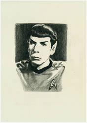 Spock origin