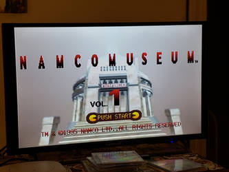 Review of Namco Museum Vol 1 (Playstation) by GameUniverso