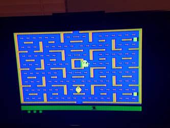 Review of Pacman (Atari VCS Cartridge Adapter) by GameUniverso