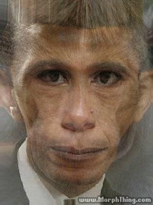 .: Barack Obamonkey :. by Kizako