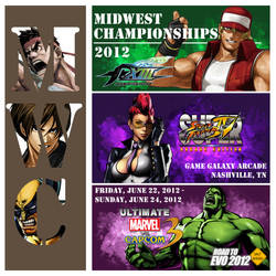 MidWest Championships 2012 Promo Art