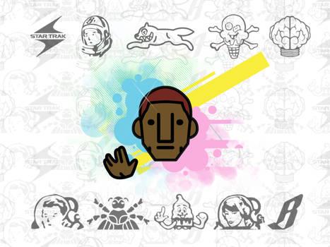 Pharrel Wallpaper