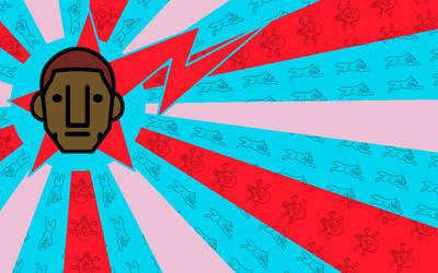 Icecream Bape Pharrell Wallpaper