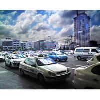 Tel Aviv Traffic by Oshrit182