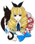 Alice by Seraeva