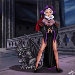 Disney Villainettes - Frollo