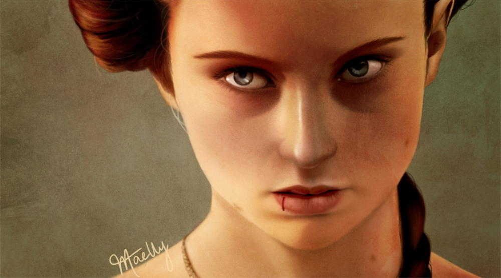 Sansa by blastedgoose