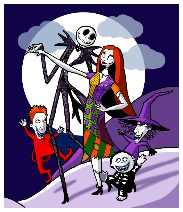 nightmare before xmas by blastedgoose - Nightmare Christmas