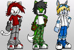 RRB Sonic Style