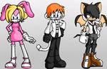 Dexters Lab - Sonic Style