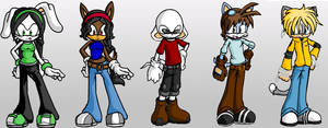 KND - Sonic Style