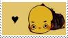 Heihachi Lurv Stamp by KatieKa-Boom