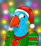 HoneyLory December/Late November icon by CuteCArtsy