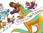 Birthday gift for DinosaurusRex5936