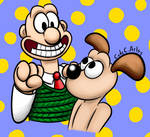 Toon June 18 - Wallace And Gromit