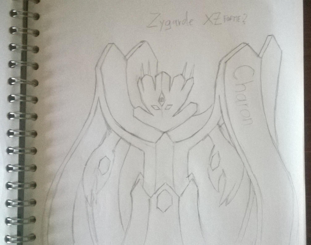 M19 teaser creature sketch by Saiph-Charon