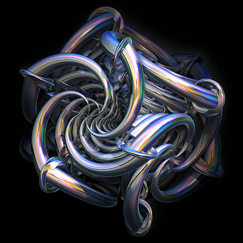 Twisted Chrome by CMDRCHAOS