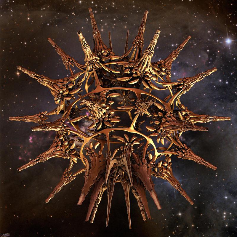 Spirogyra by CMDRCHAOS