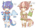 [CLOSED]#8-9 Adopts