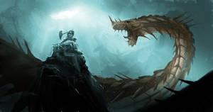 Dragons den by BobKehl