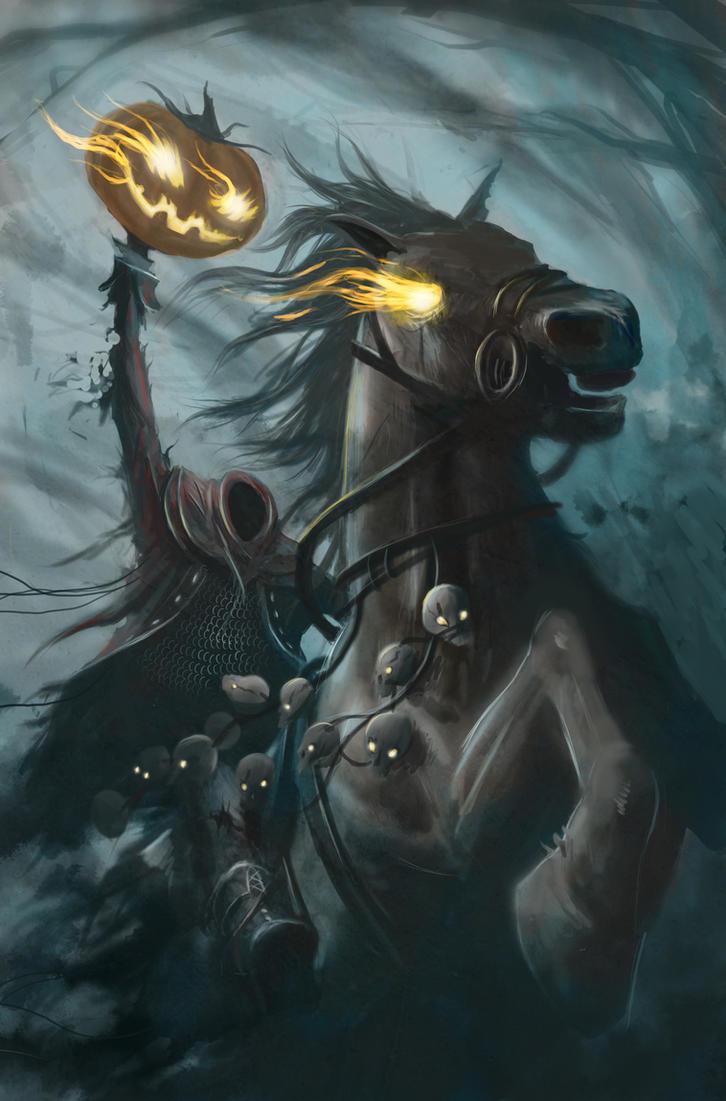 Headless Horseman by BobKehl