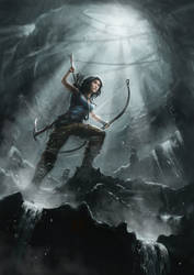 Toomb Raider Reborn Laura Croft by BobKehl