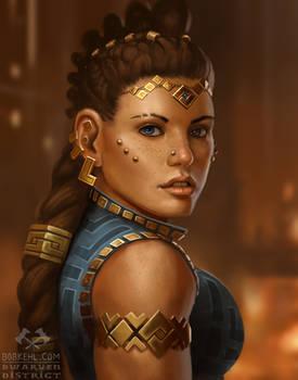 Dwarven Princess