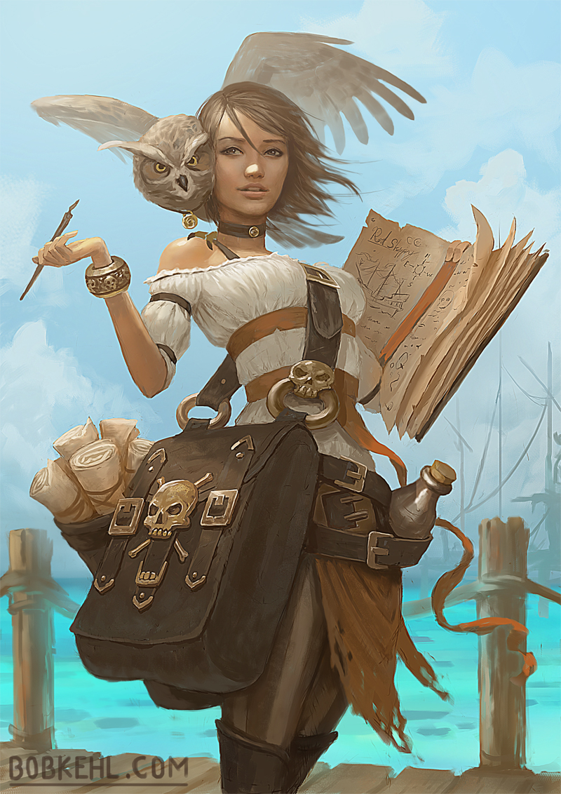 The Pirate Chronicler