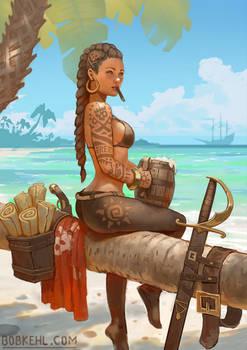 Pirate Palms
