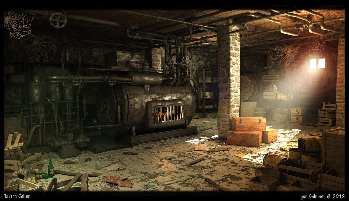 Taver Cellar by f4f