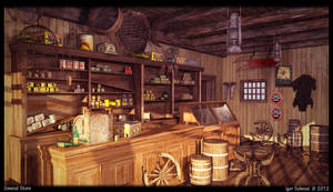 General Store by f4f