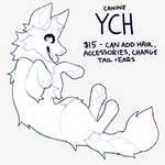 canine ych (closed)