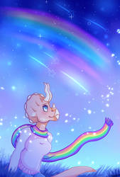 Rainbow by AestheticButters