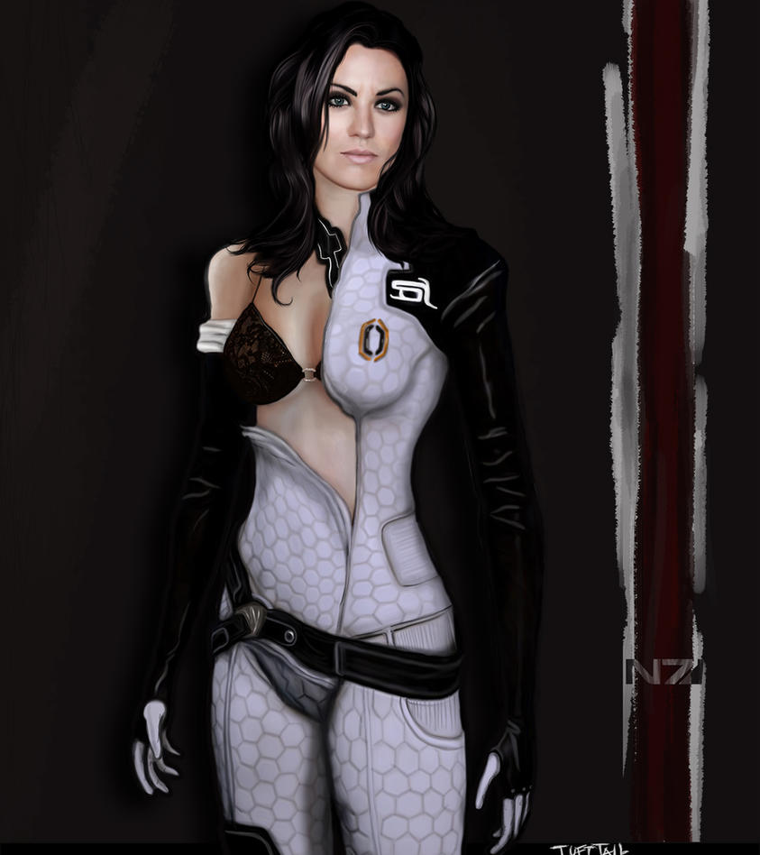 Miranda Lawson by TuftTail