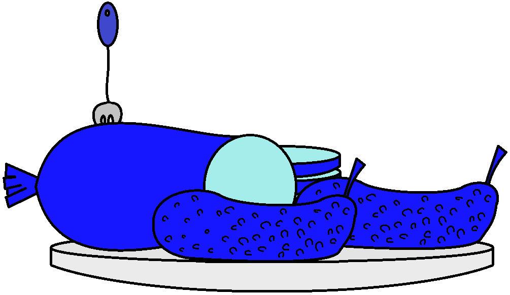 Blue Boot Clipart