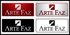 Vertentes da logo AF