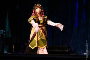 Takiko Okuda FY Genbu Kaiden Preview by lunaladyoflight