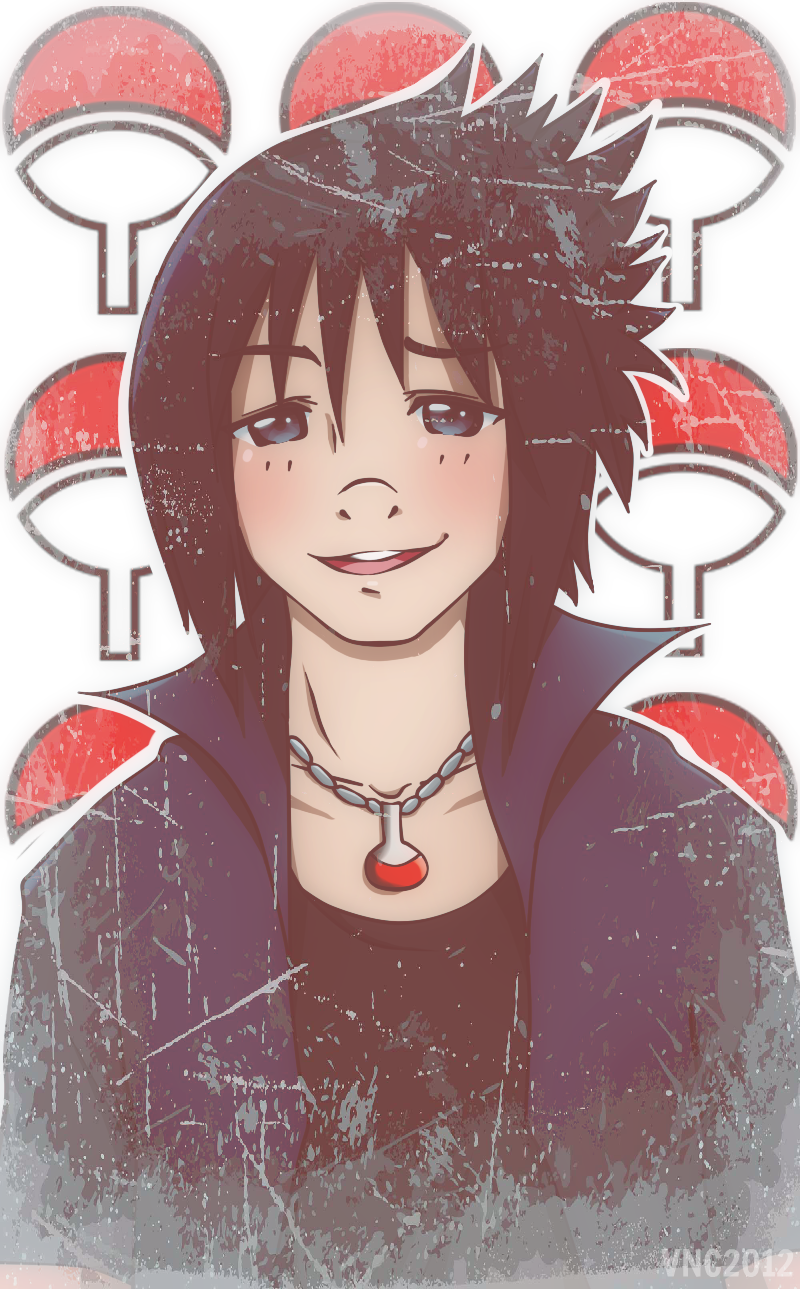 RTN Sasuke V.2 by Misoroll