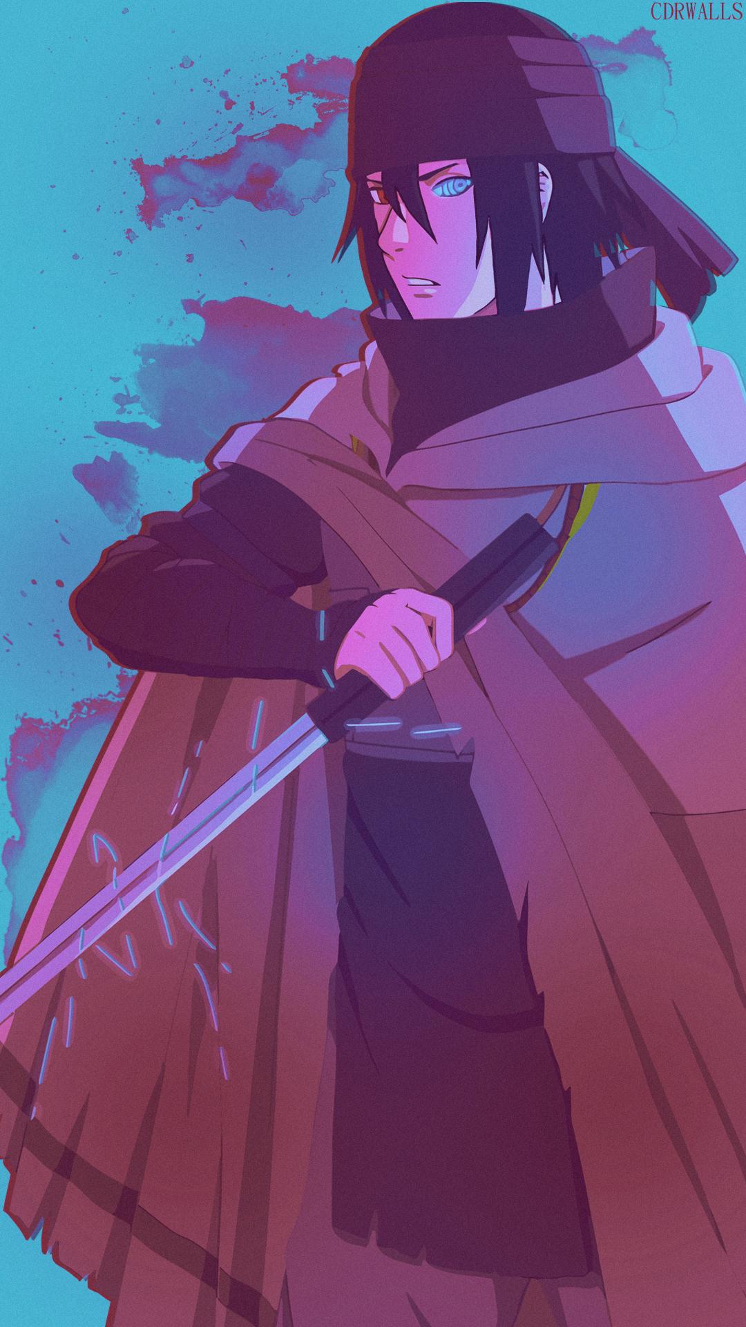 Sasuke Naruto The Last Phone Wallpaper By Cdrwalls On Deviantart