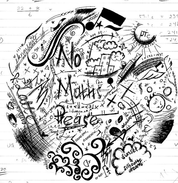 Doodle over Maths