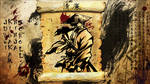 Ninja Scroll Jubei Wallpaper by Edd000
