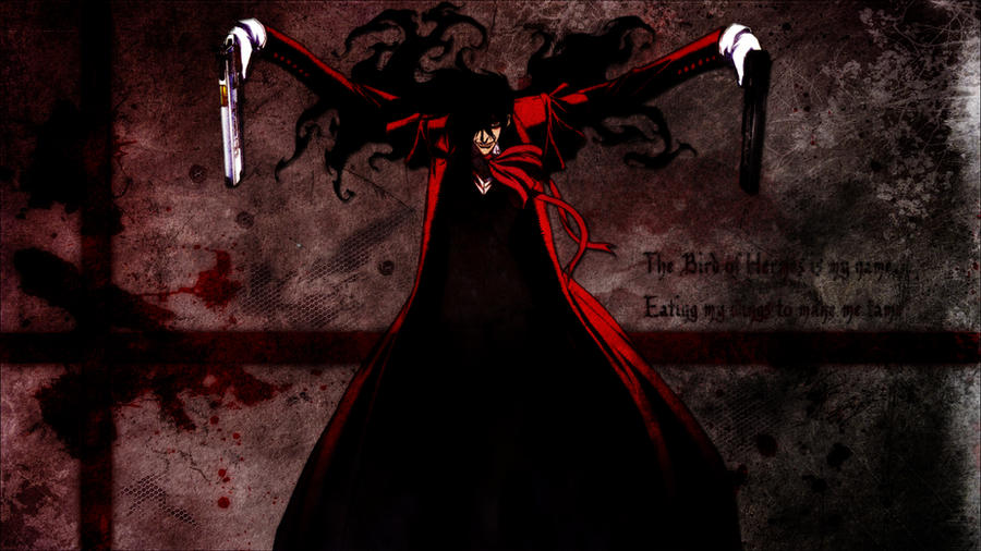 Hellsing Alucard Wallpaper By Edd000 On DeviantArt